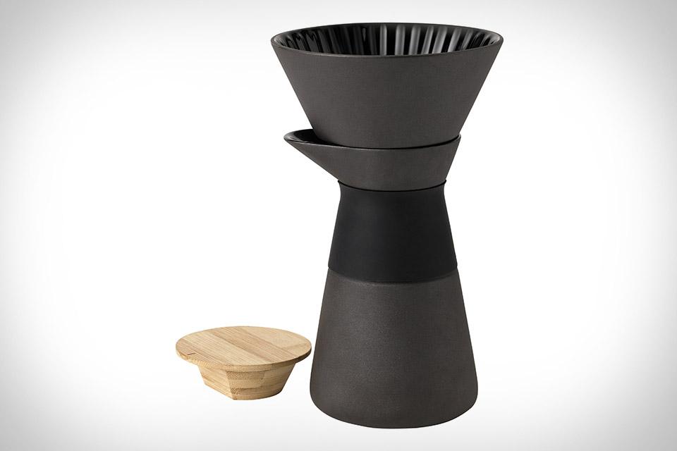 Stelton Theo Slow Brew Coffee Maker