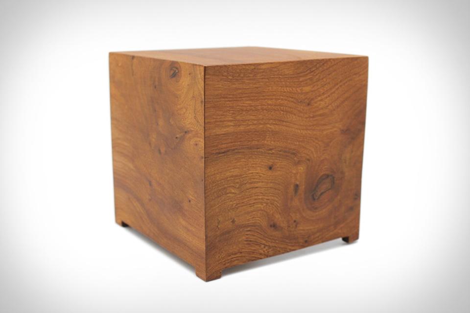 Wood Kubb Computer