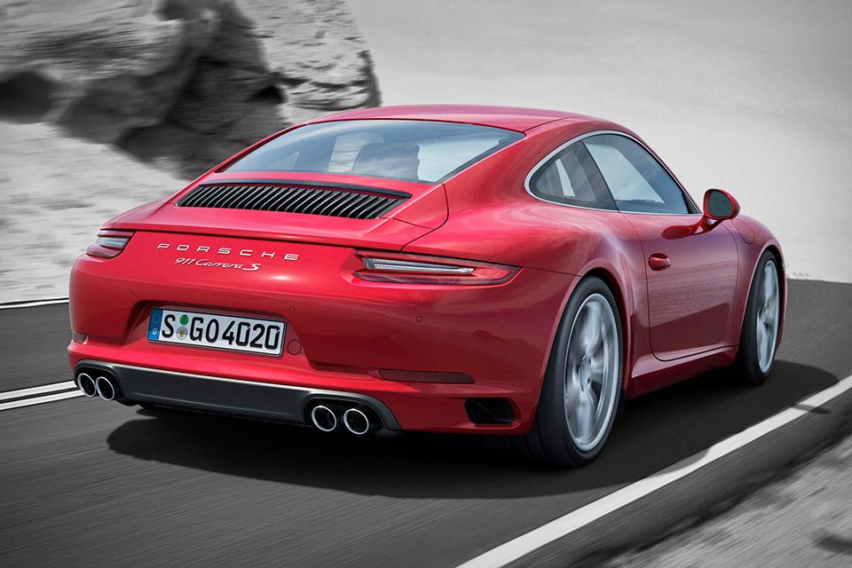 2017 Porsche 911 Carrera - Most Wanted Cars