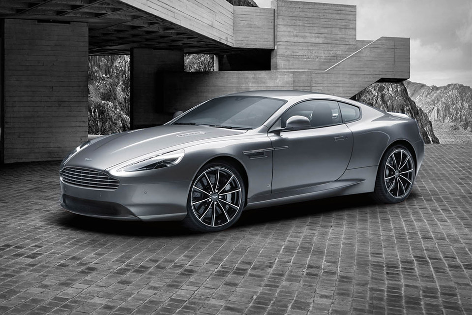 Aston Martin DB9 GT Bond Edition  Uncrate