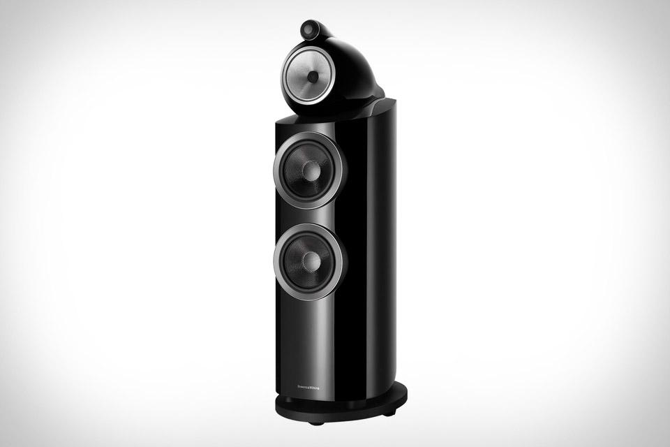 Bowers & Wilkins 800 Series Diamond Speakers