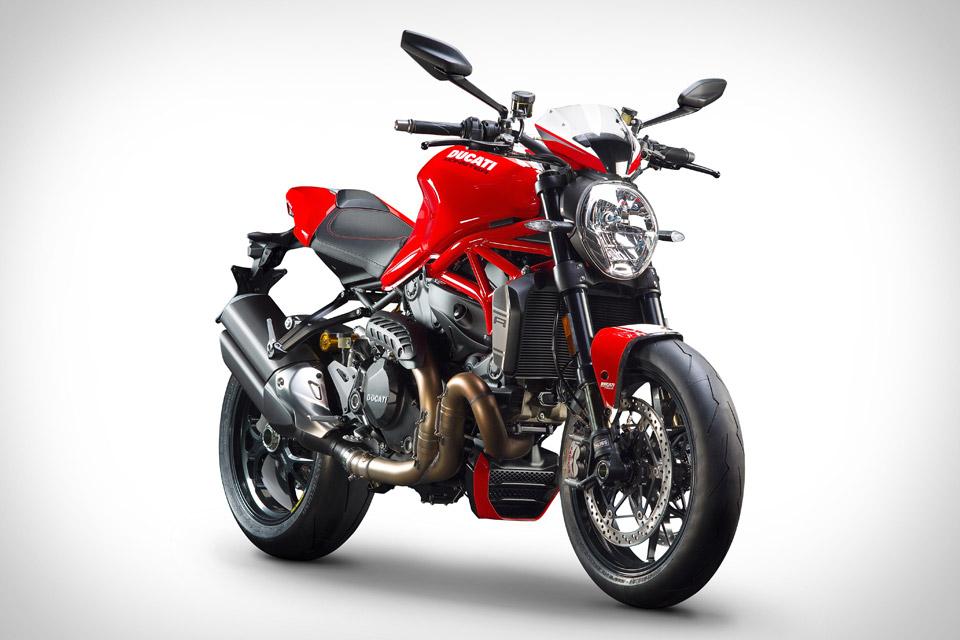 Ducati Monster 1200 R Motorcycle