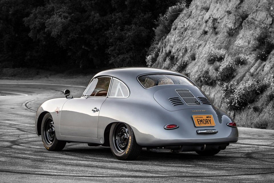 Emory Porsche 356 Outlaw Uncrate