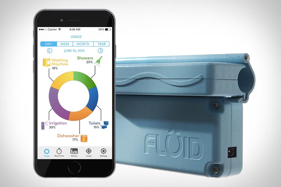 Fluid Smart Water Meter