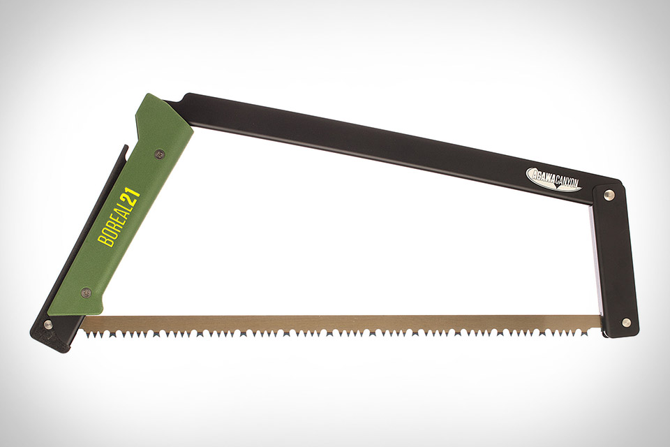 Boreal21 Folding Saw Uncrate