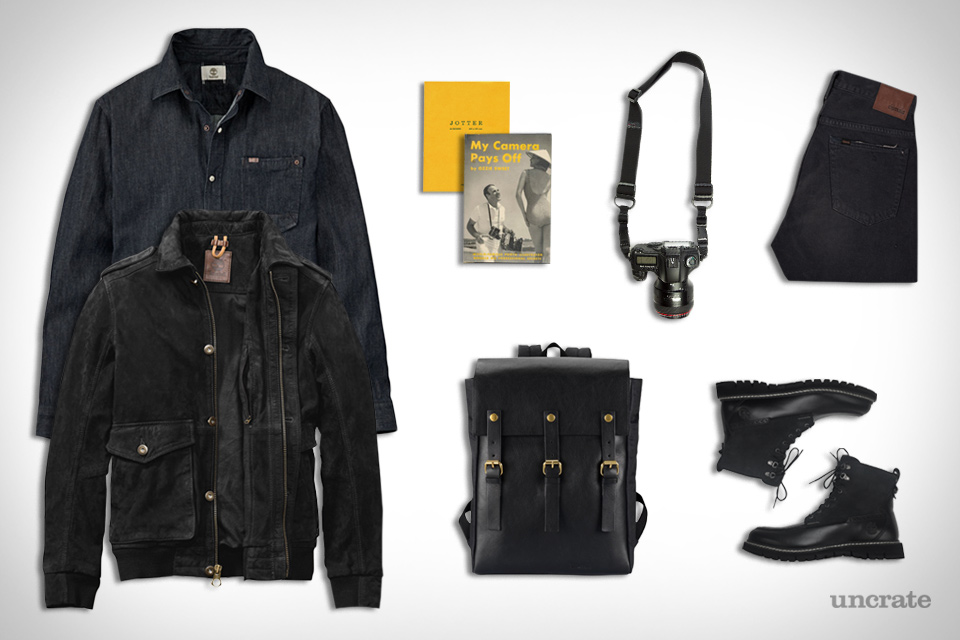 Garb: Strapped