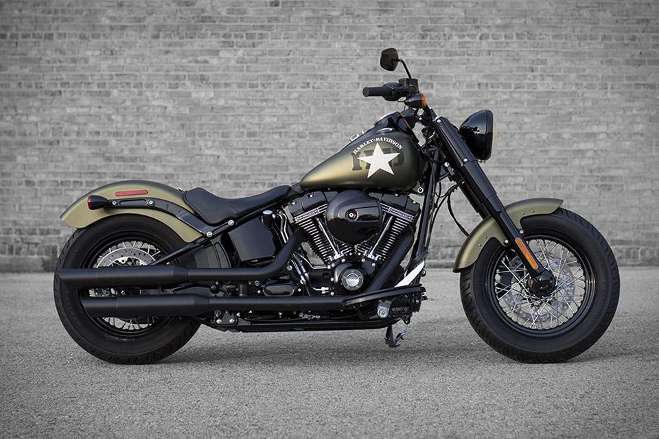 Harley-Davidson Softail Slim S Motorcycle