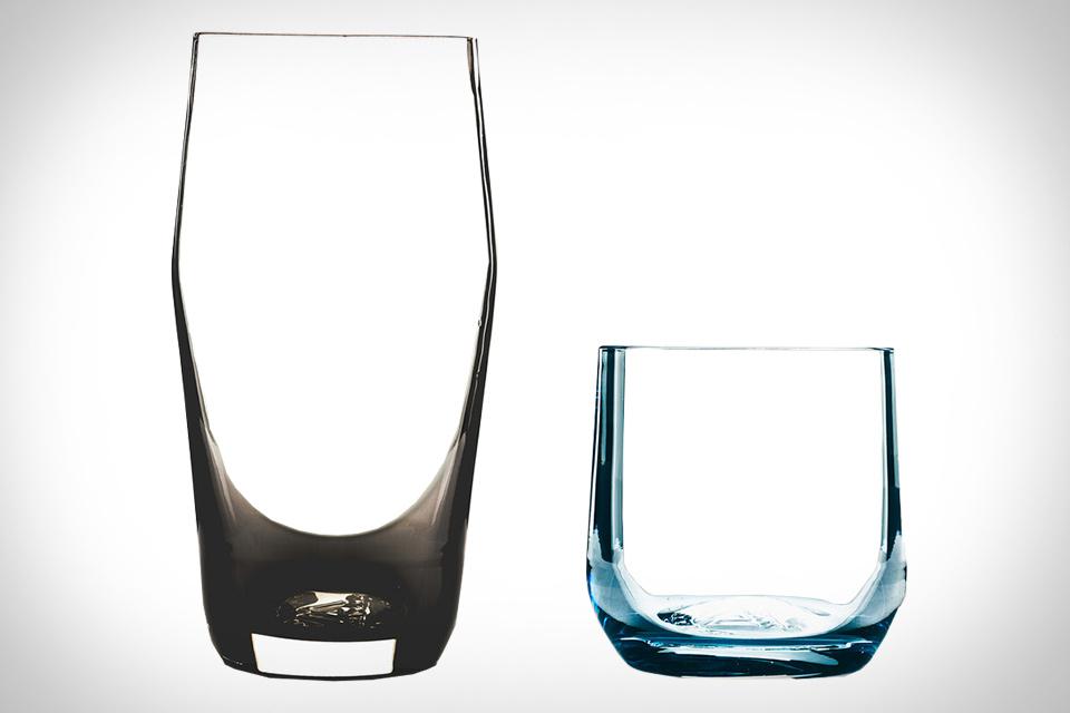 Mazama Glassware