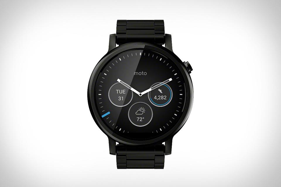 Motorola Moto 360 Smartwatch Uncrate