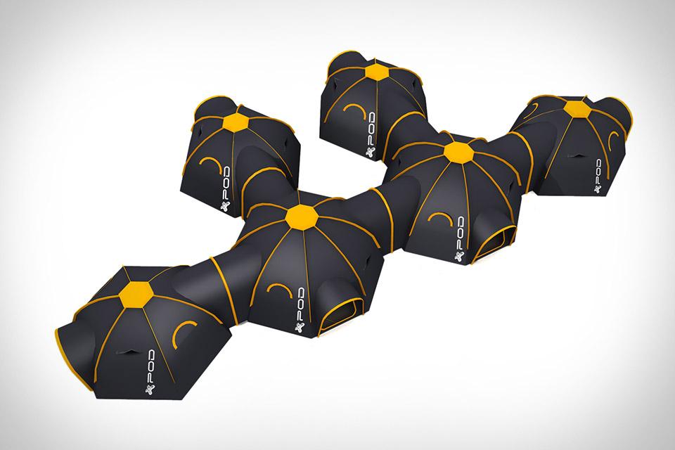 online retailer 3fb7a 0990c Pod Tents | Uncrate