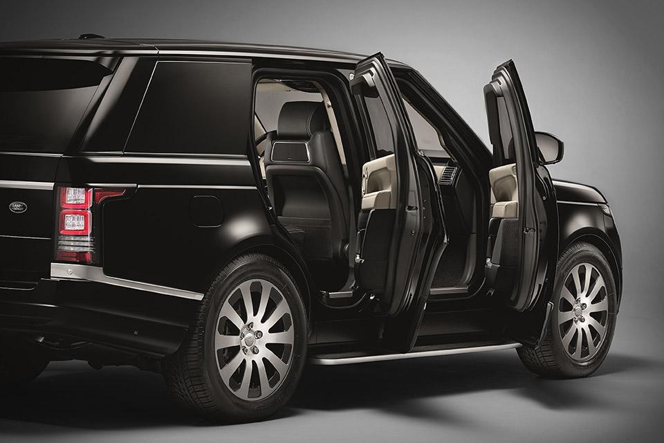 Land Rover Range Rover Sentinel
