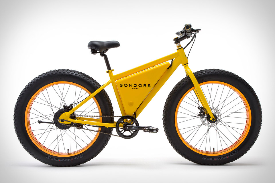 Electric Bikes For Sale >> Sondors Electric Bike | Uncrate