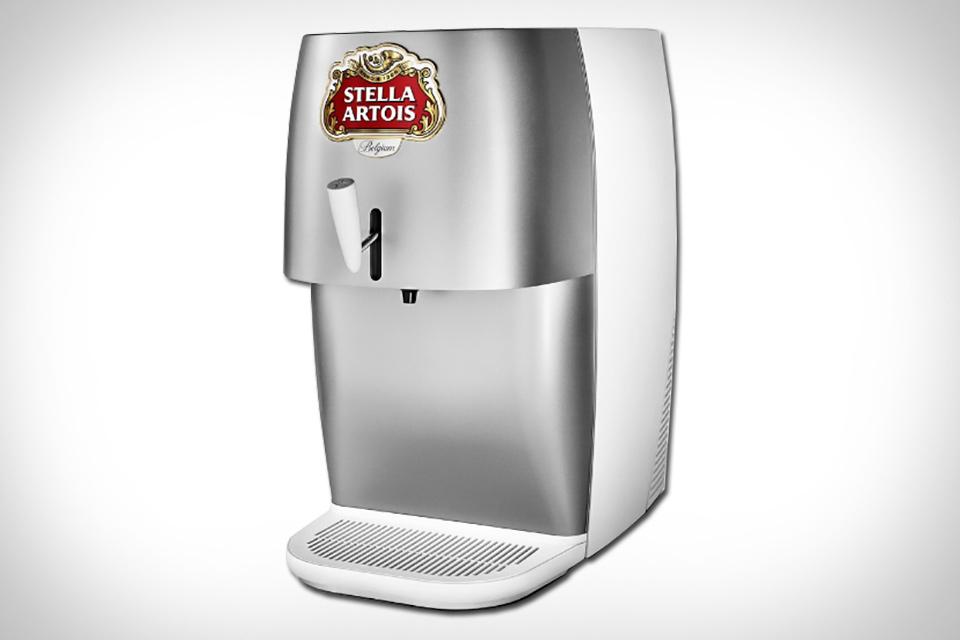 Stella Artois Nova Draft Beer Device Uncrate
