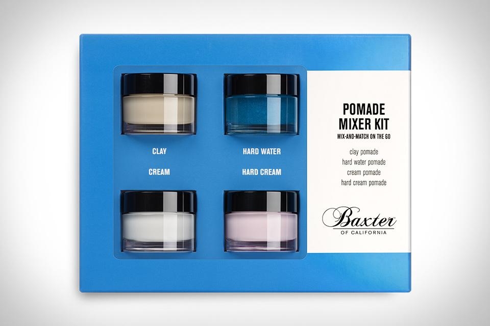 Baxter Pomade Mixer Kit