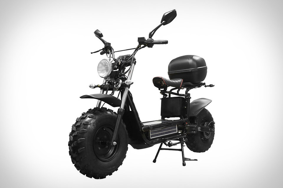 Beast Off-Road Scooter