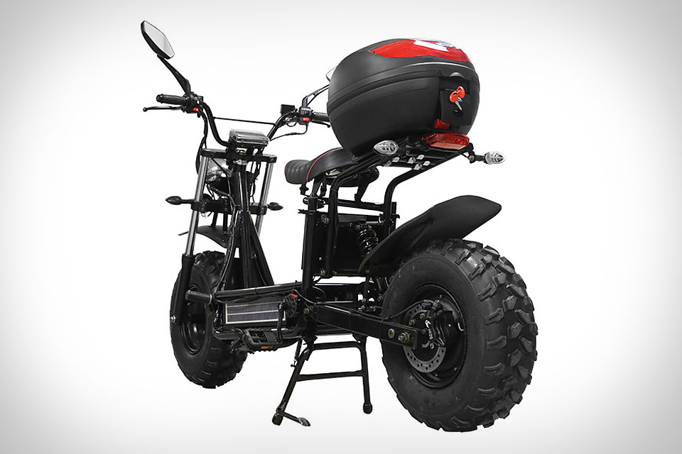 Beast Off Road Scooter Uncrate