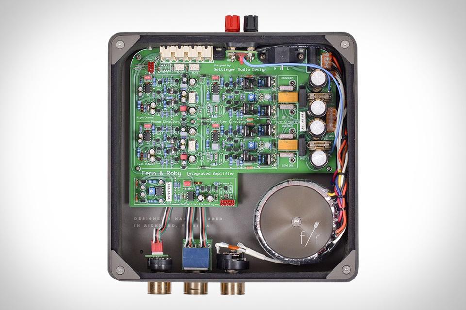 Fern & Roby Amplifier