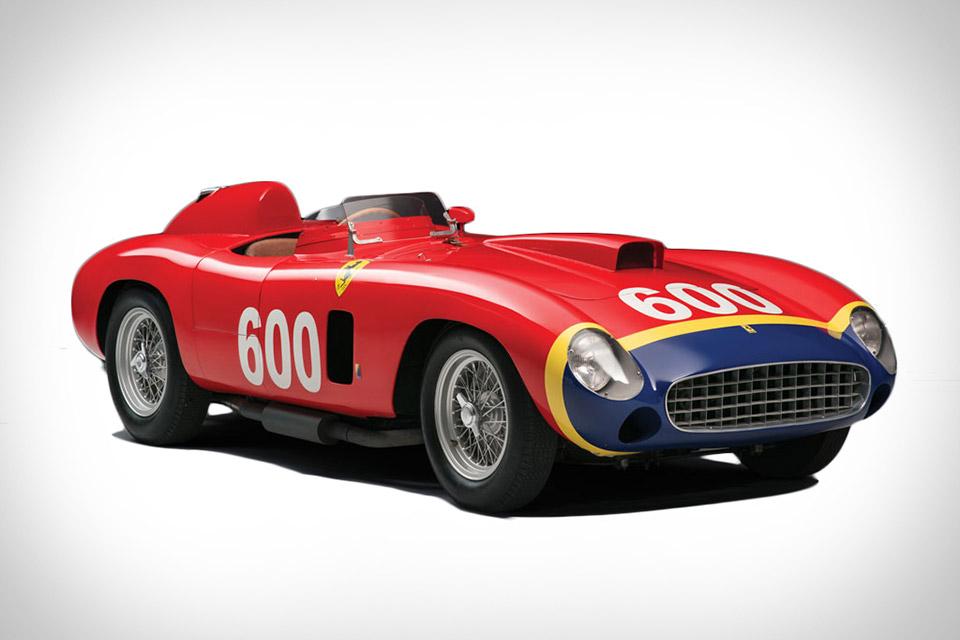 1956 Ferrari 290 Mm Uncrate