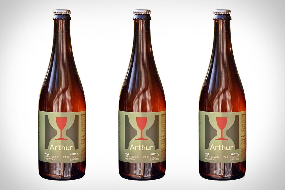 Hill Farmstead Arthur Beer