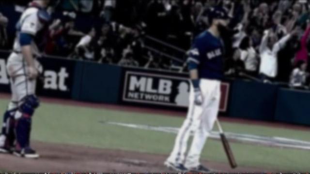 A Closer Look At Jose Bautista S Epic Bat Flip Uncrate