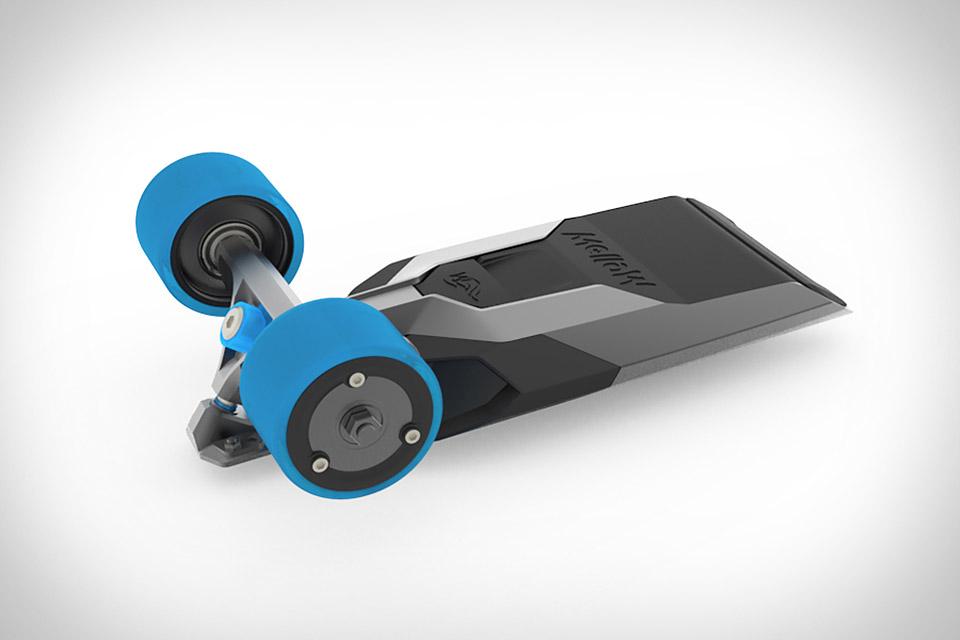 Mellow Skateboard Drive