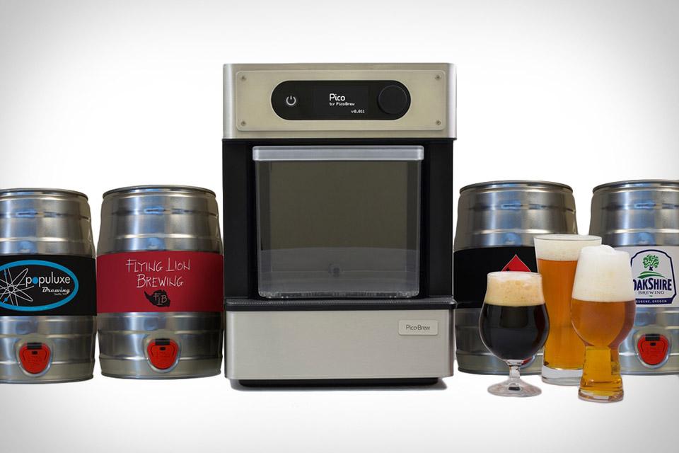 Pico Home Brewing Machine