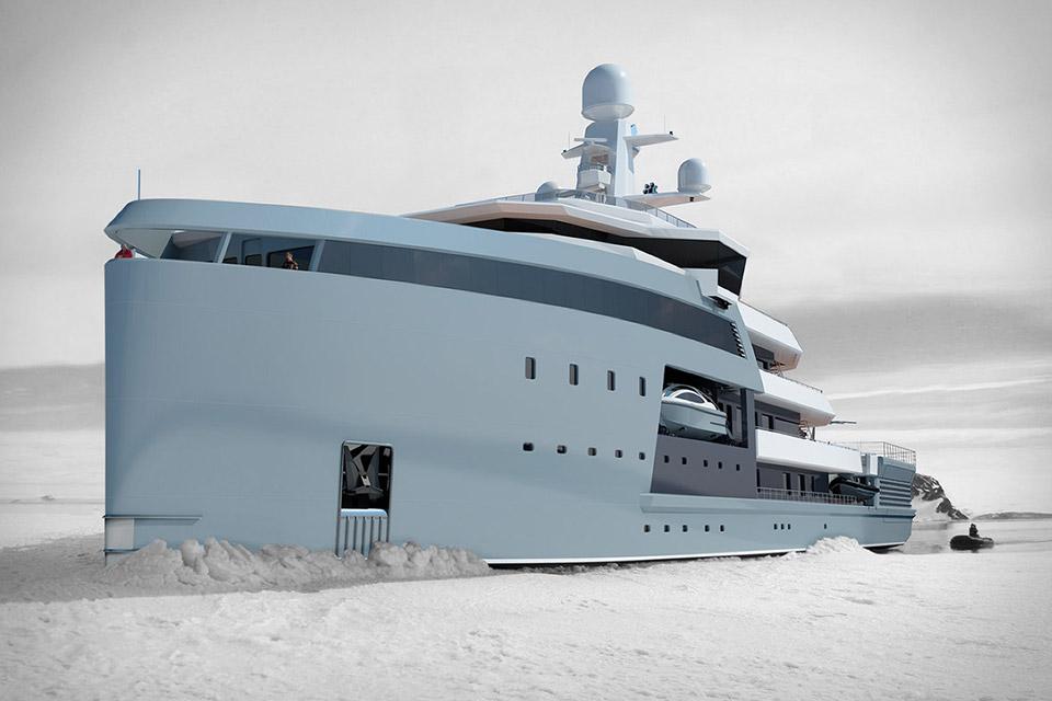 Seaxplorer Expedition Yacht