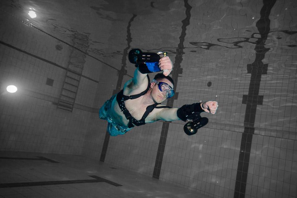 X2 Sport Underwater Jet Pack