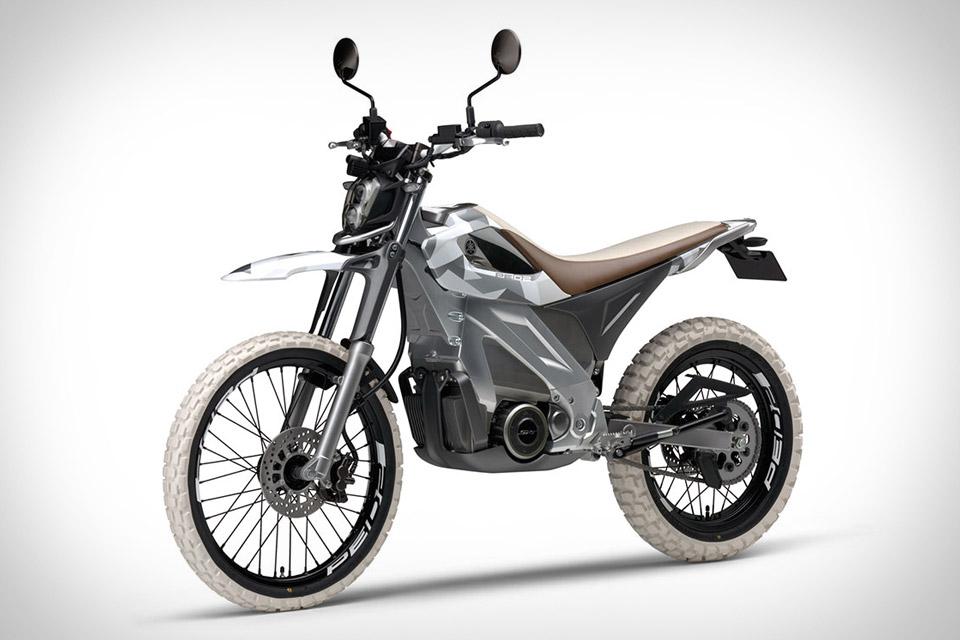 Yamaha Electric Motorcycle Concepts