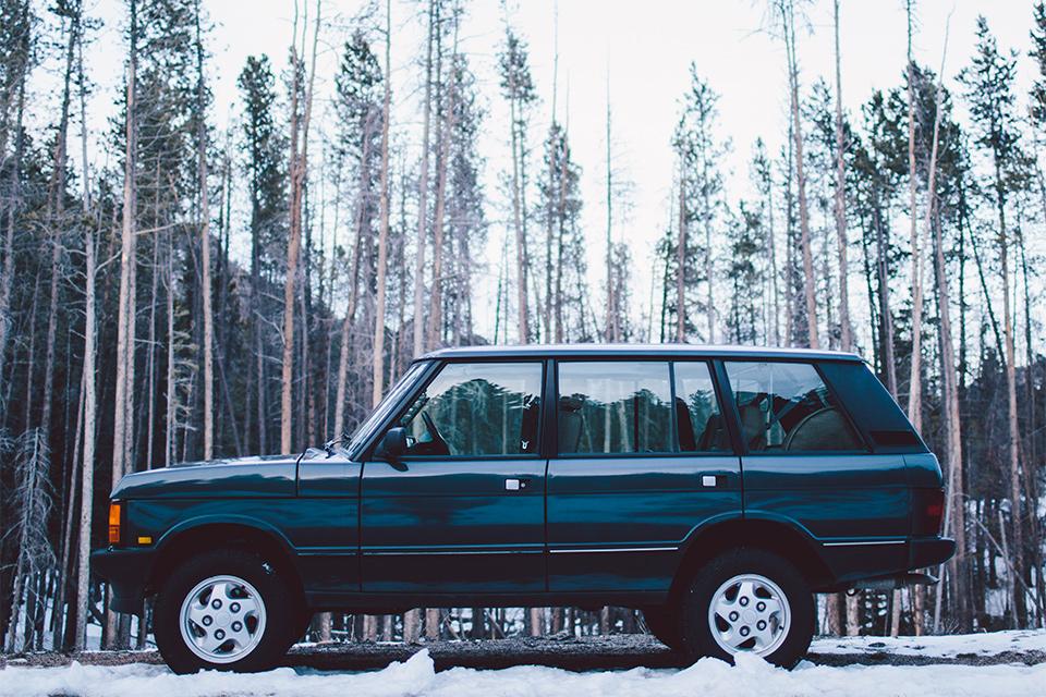 1995 Land Rover Range Rover LWB County