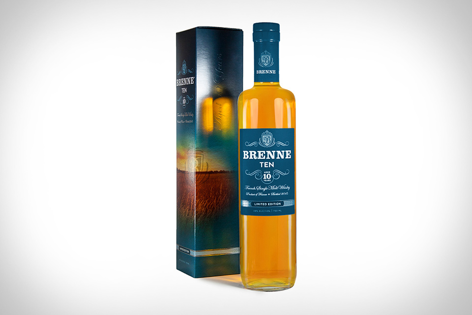 Brenne 10 Whiskey