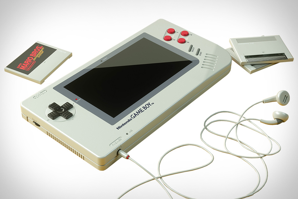 Game Boy 1Up