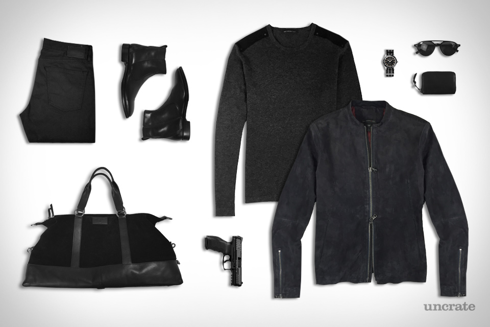 Garb: Licence to Kill