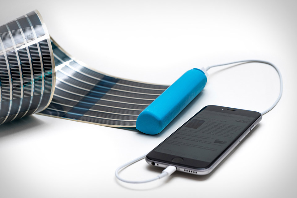 HeLi-On Solar Charger