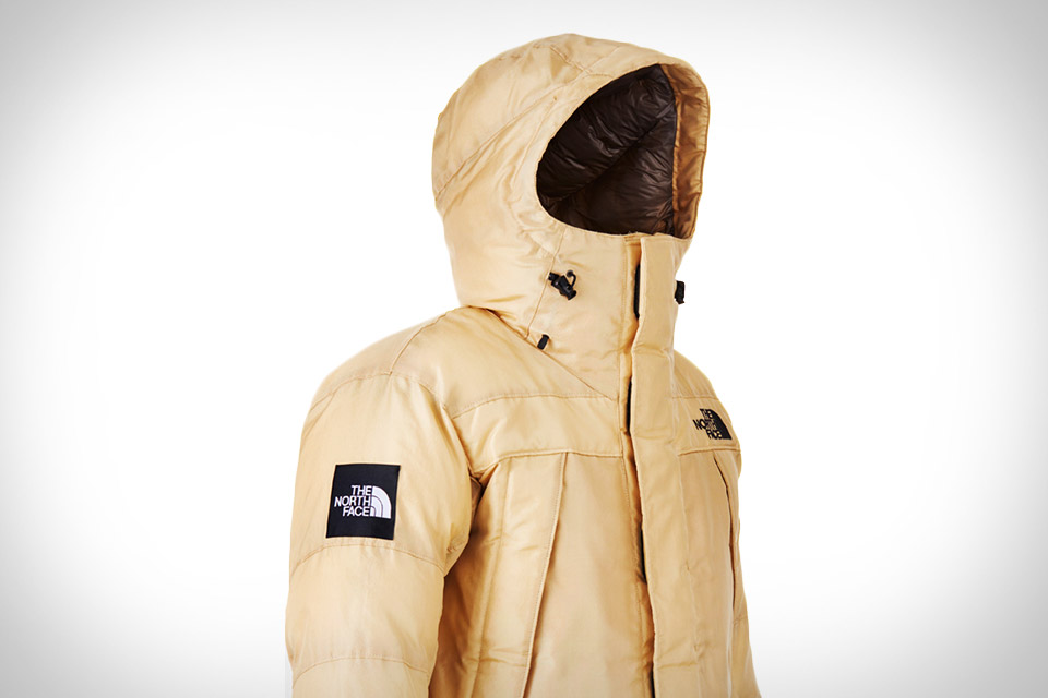 The North Face x Spiber Moon Parka