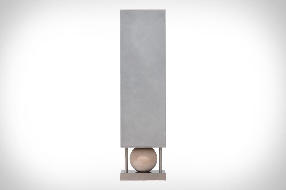 Joey Roth Steel Speaker