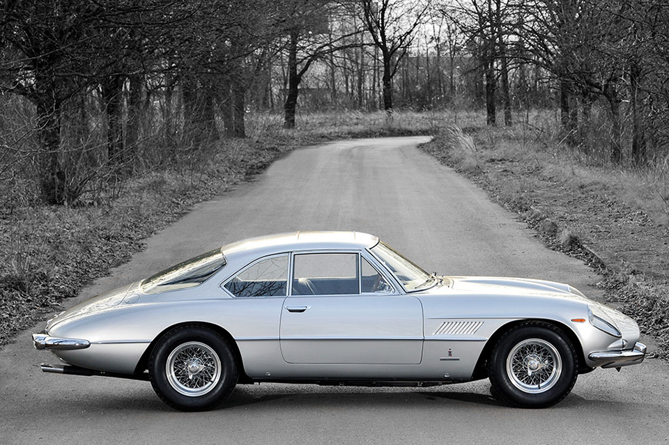 1962 Ferrari 400 Superamerica Aerodinamico
