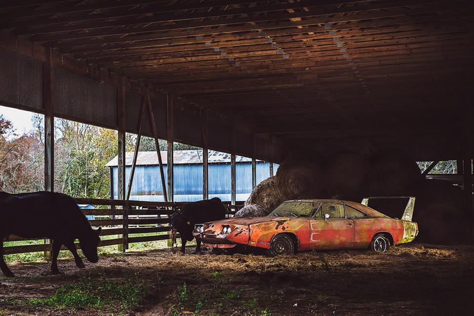 1969 Dodge Charger Daytona Barn Find