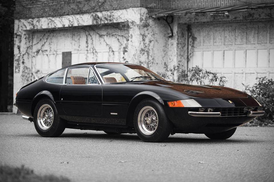 1972 Ferrari 365 GTB/4 Daytona Berlinetta | Uncrate