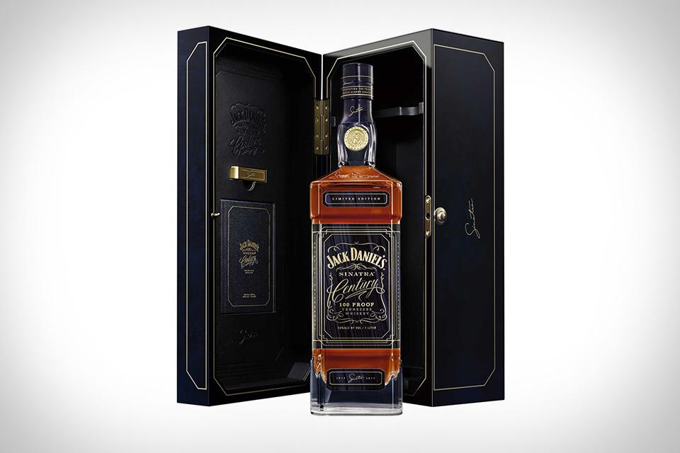 Jack Daniels Sinatra Century Whiskey