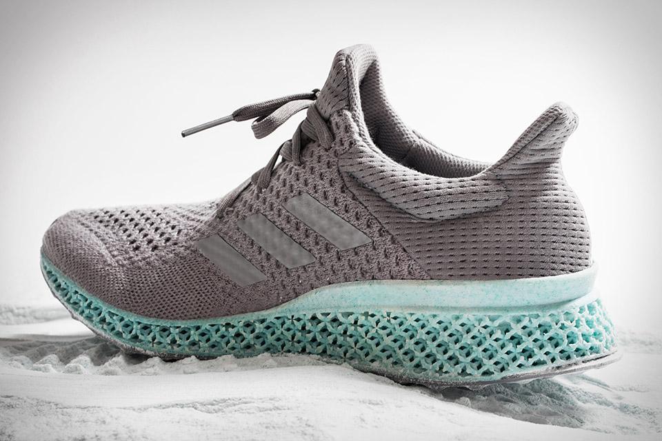 Adidas Ocean Plastic Concept Shoe