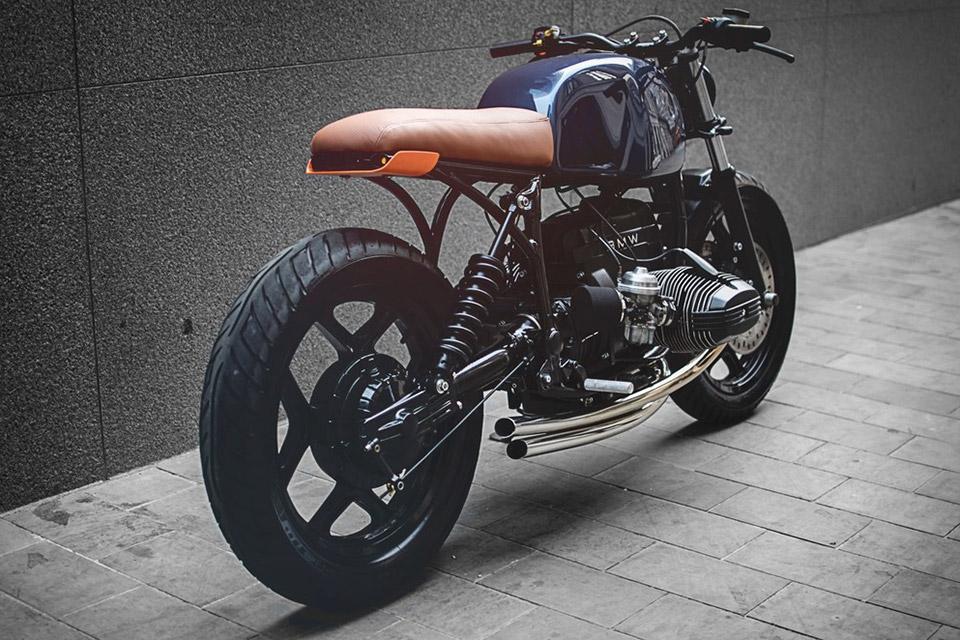 Autofabrica Type 10 Motorcycle