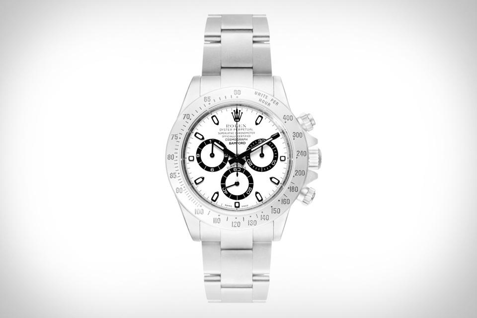 Bamford Rolex Polar Watches