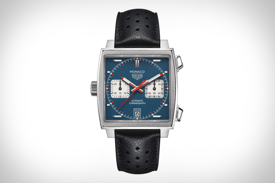 Tag Heuer Monaco Reissue Watch