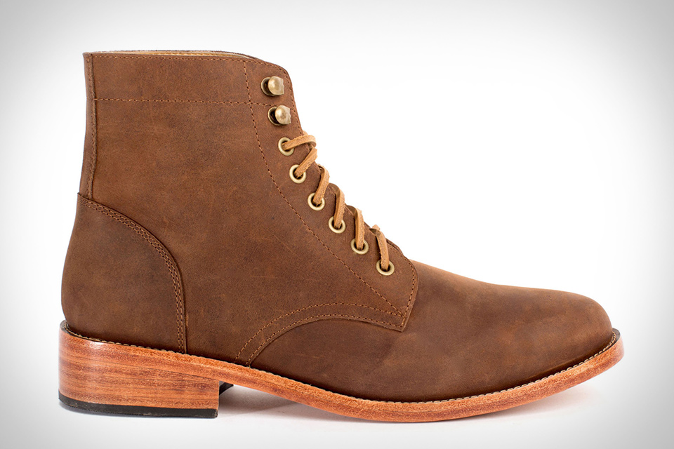 Nisolo Lockwood Trench Boots