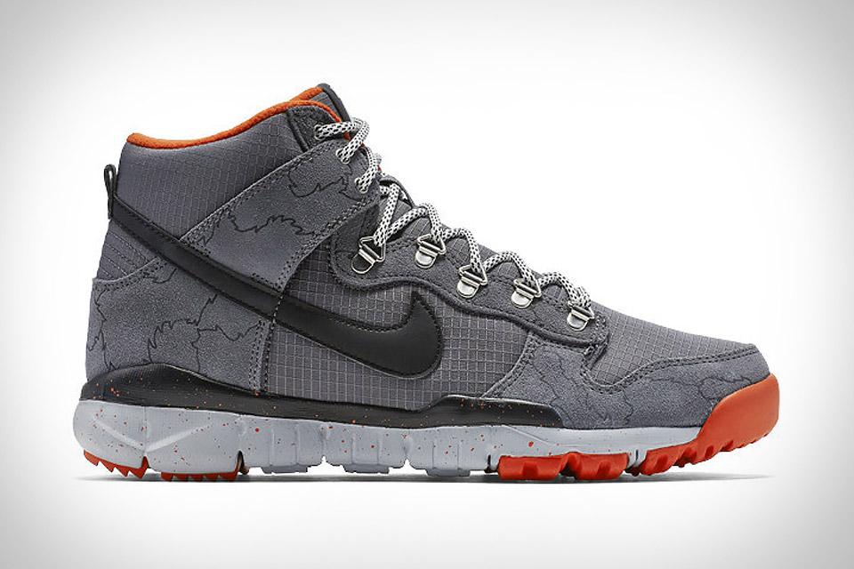 Nike x Poler SB Dunk Boot