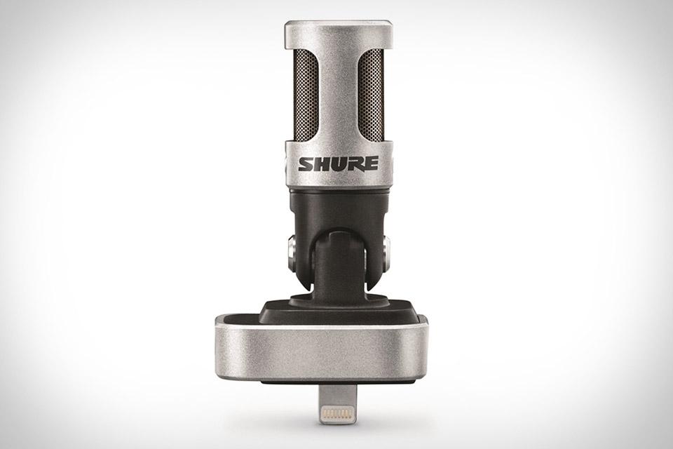 Shure MV88 iOS Microphone
