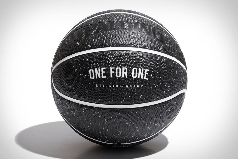 Spalding x Reigning Champ One For One Basketball