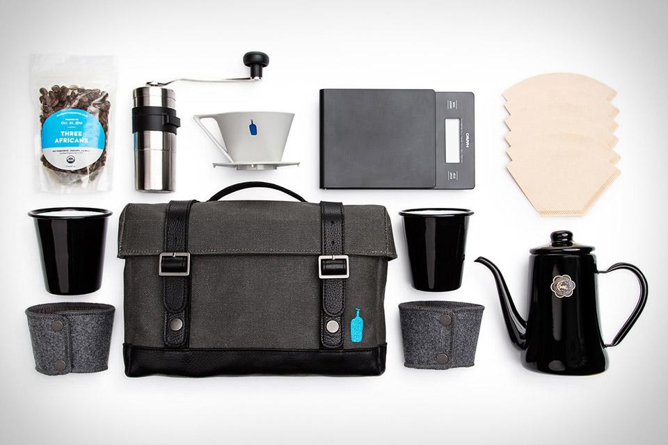 Blue Bottle x Timbuk2 Sabbatical Travel Kit