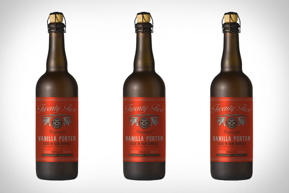 Breckenridge Twenty Five Beer